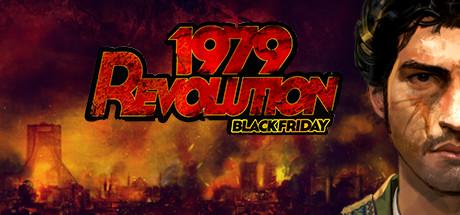 1979 Revolution: Black Friday Cover Image
