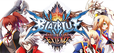BlazBlue: Chronophantasma Extend Cover Image