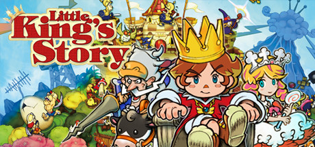 Little King's Story Cover Image