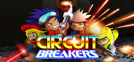 Circuit Breakers - Multiplayer twin stick shoot 'em up Cover Image