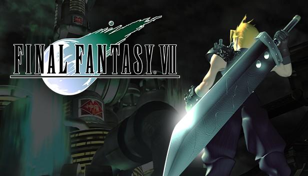 FINAL FANTASY VII в Steam