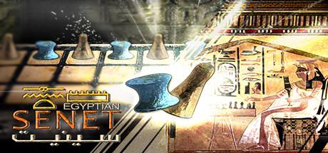Egyptian Senet Cover Image