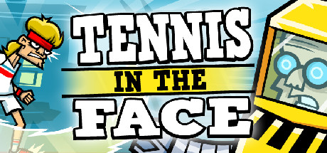 Tennis in the Face Cover Image