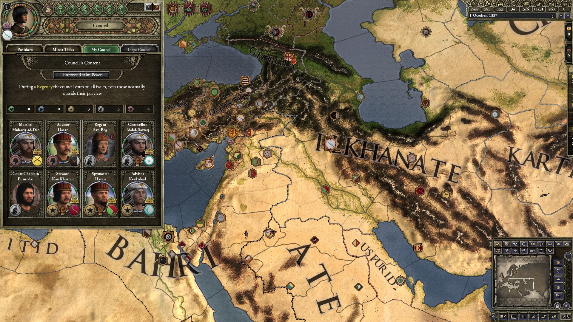 Expansion   Crusader Kings II Conclave bei Steam