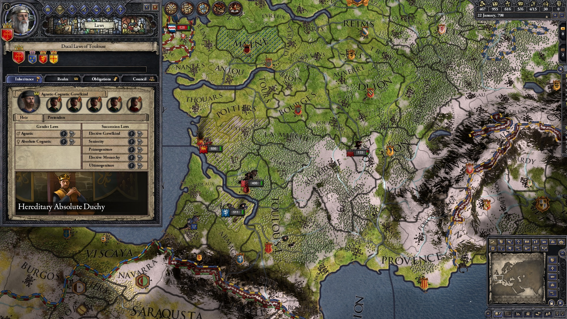 Expansion   Crusader Kings II Conclave