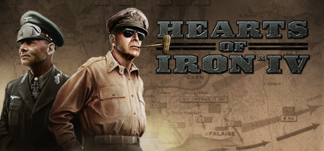 Hearts of Iron IV · AppID: 394360 · SteamDB