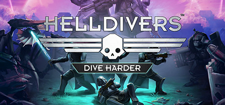 HELLDIVERS™ Dive Harder Edition Cover Image