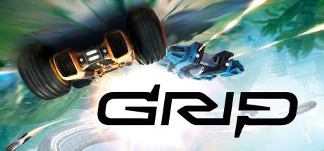 GRIP: Combat Racing Cover Image
