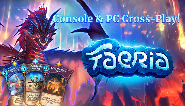 Save 60% on Faeria on Steam