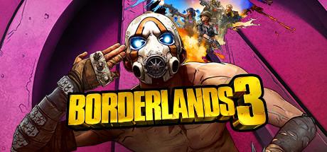 Borderlands 3 Cover Image