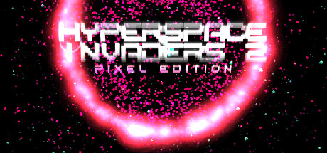 Hyperspace Invaders II: Pixel Edition Cover Image