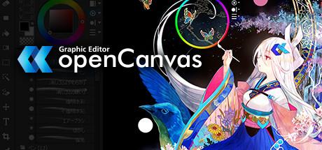 OpenCanvas 7.0.25 Crack 2021 Torrent Serial Key Free Download