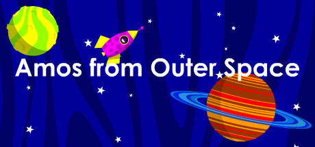 Amos From Outer Space Cover Image