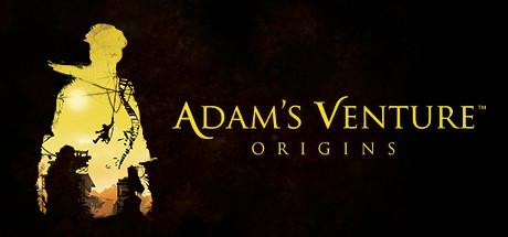 Adam's Venture: Origins Cover Image