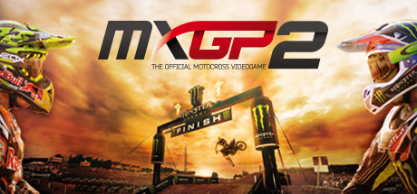 MXGP2 - The Official Motocross Videogame Cover Image