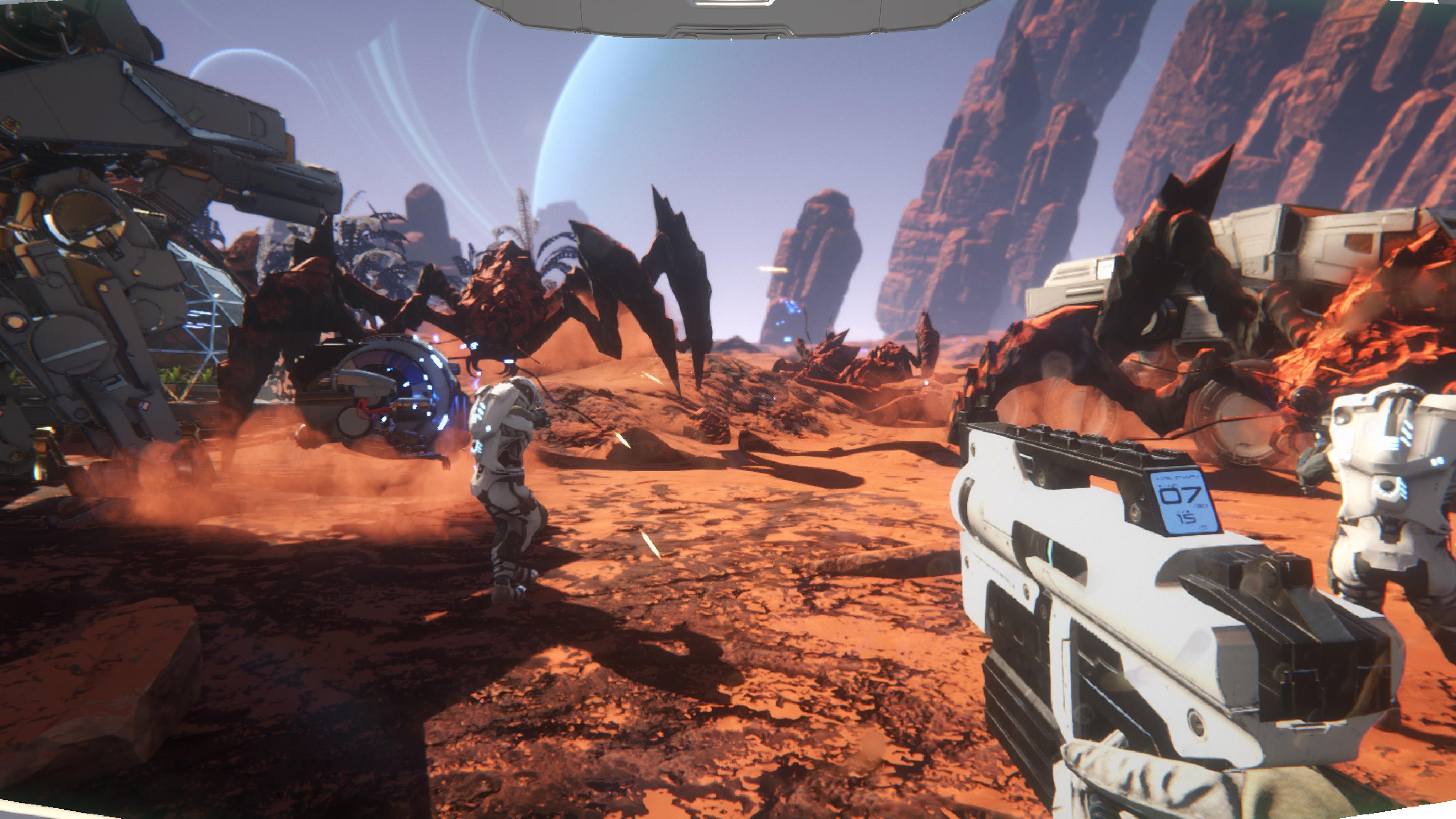 Osiris New Dawn Frozen Worlds Free Download