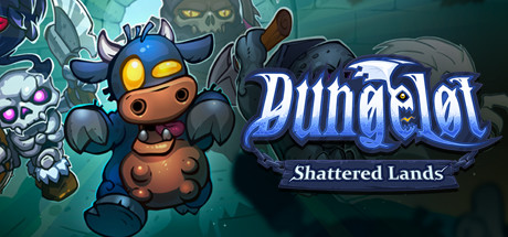 Dungelot: Shattered Lands Cover Image