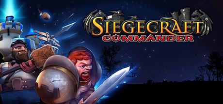 Siegecraft Commander Cover Image