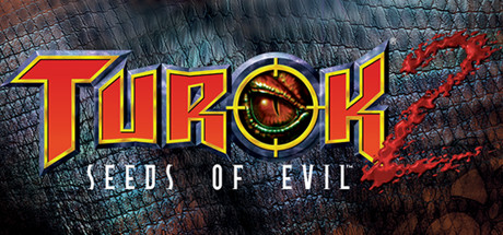 Turok 2: Seeds of Evil Cover Image