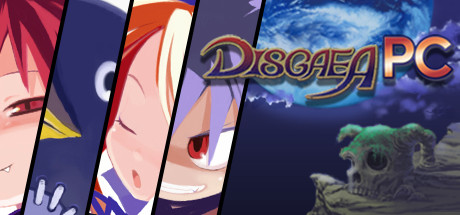 Disgaea PC Cover Image