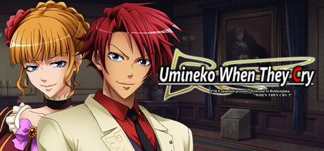 Umineko When They Cry - Question Arcs Cover Image