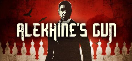 Alekhine's Gun Cover Image