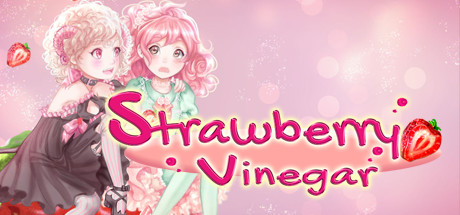 Strawberry Vinegar Cover Image