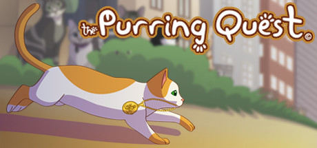 The Purring Quest Cover Image
