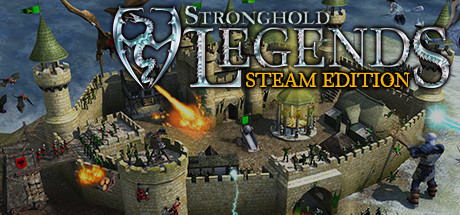 Stronghold Legends: Steam Edition Cover Image