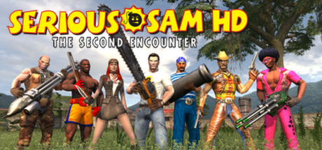 Serious Sam HD: The Second Encounter Cover Image