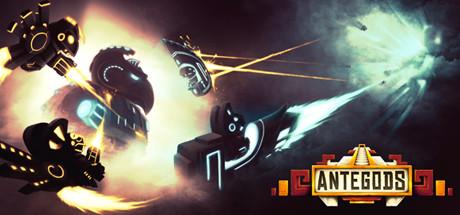 Antegods - Stonepunk arena shooter Cover Image