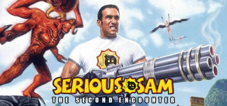 Serious Sam Classic: The Second Encounter Cover Image