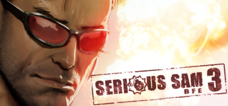 Serious Sam 3: BFE Cover Image