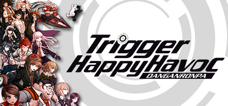 Danganronpa: Trigger Happy Havoc Cover Image