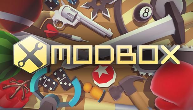 Save 15% on Modbox on Steam