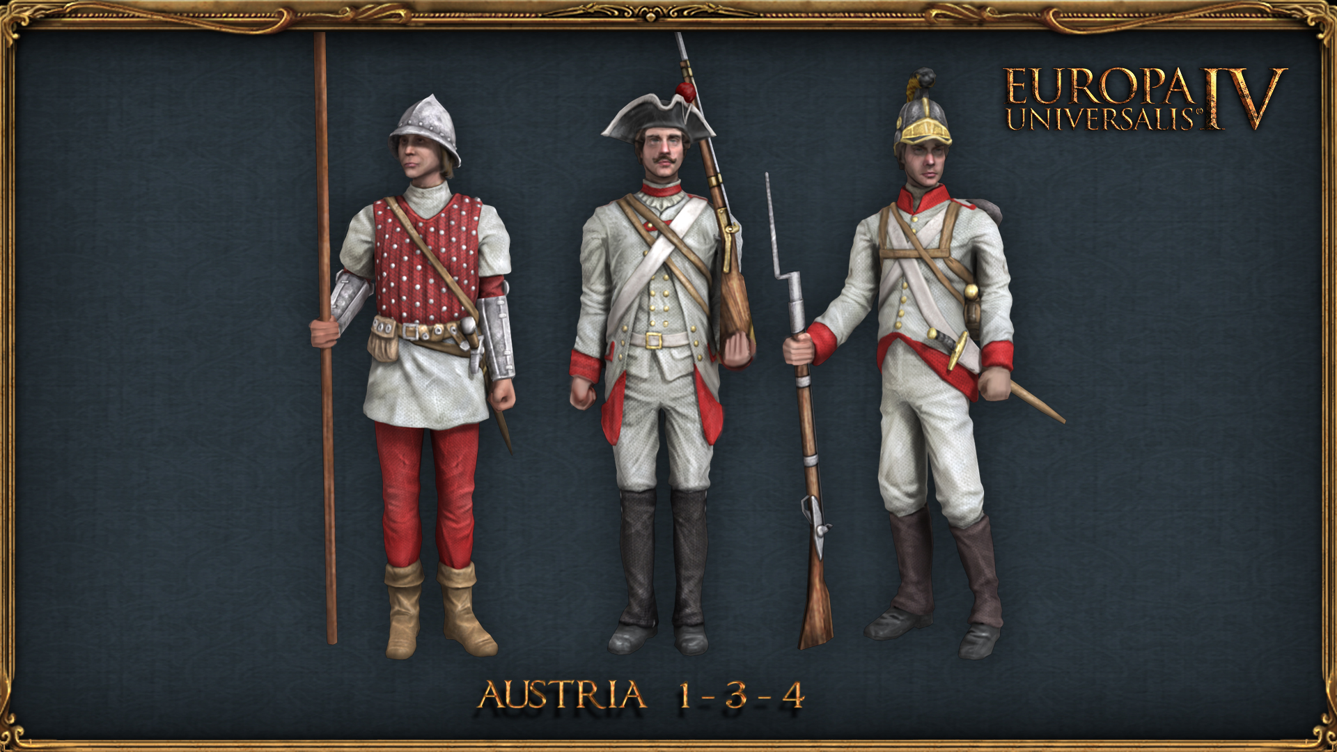 Europa Universalis IV: Trade Nations Unit Pack Download