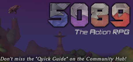 5089: The Action RPG Cover Image