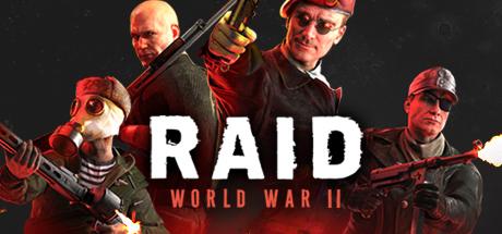 RAID: World War II Cover Image