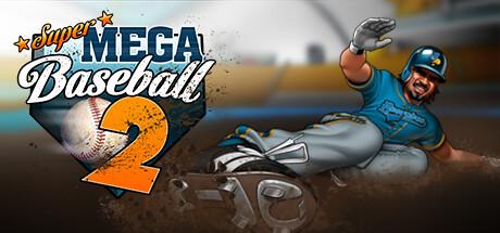 Super Mega Baseball 2 Cover Image