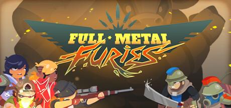 Full Metal Furies Cover Image
