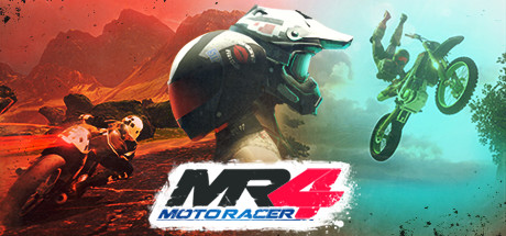 Moto Racer  4 Cover Image