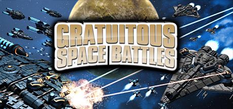 Gratuitous Space Battles Cover Image