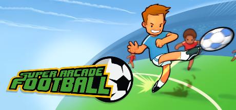 Super Arcade Football Cover Image
