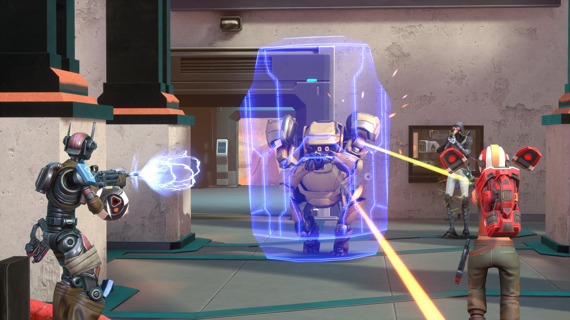 Oculus Quest 游戏《Larcenauts vr》盗贼 ~ 守望先锋插图(2)