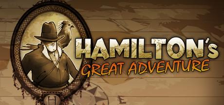 Hamilton's Great Adventure Cover Image