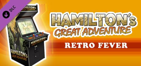 Hamilton's Great Adventure - Retro Fever DLC Cover Image