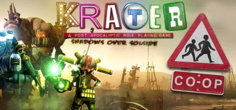 Krater Cover Image
