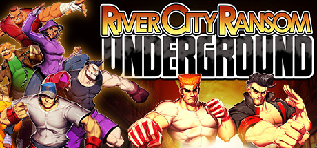 River City Ransom: Underground Cover Image