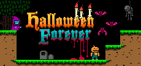 Halloween Forever Cover Image