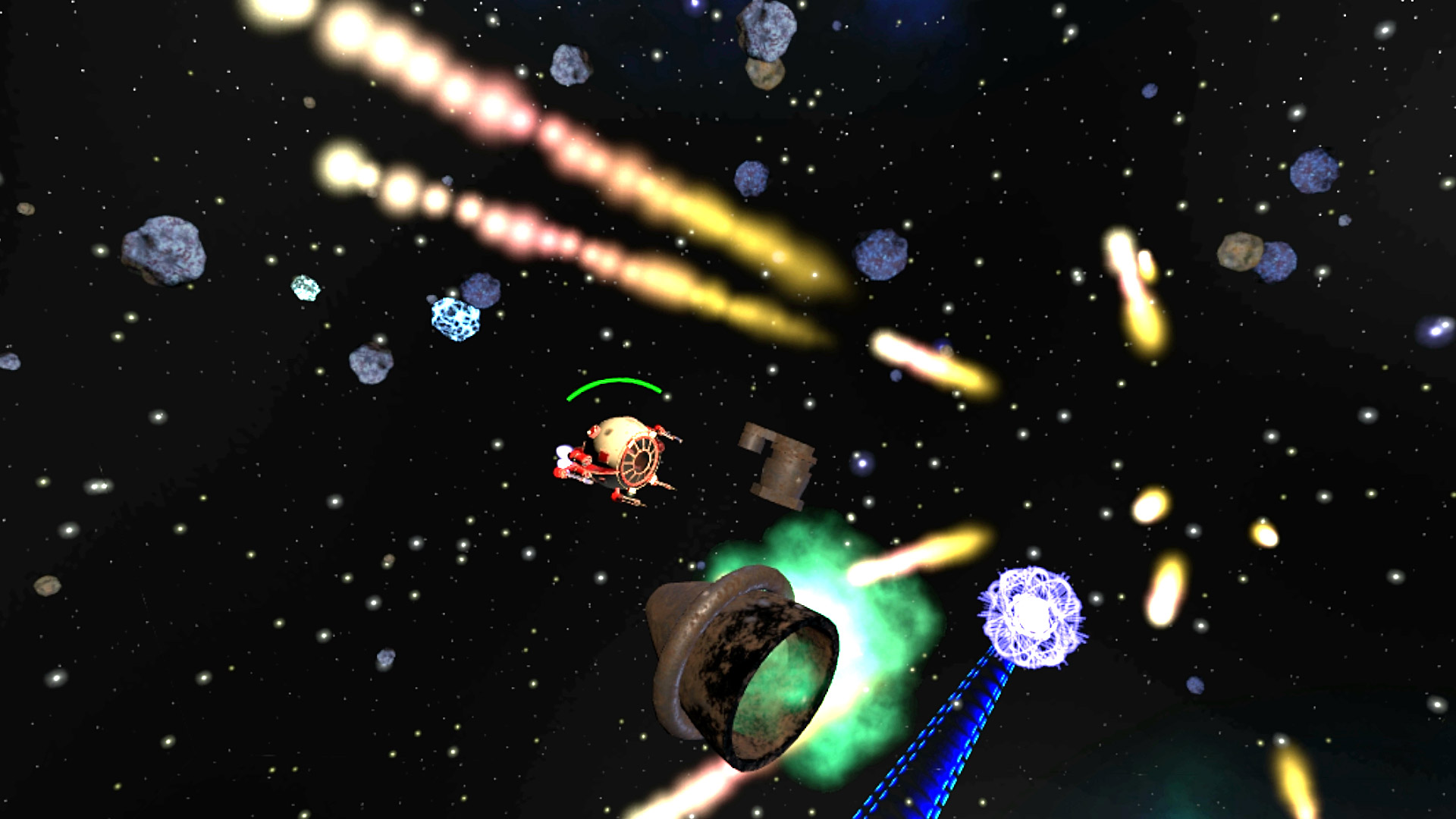 Oculus Quest 游戏《Space Junk》宇宙垃圾插图(3)